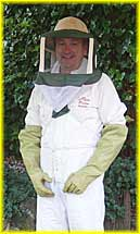 Beekeepers three piece suit
