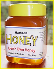 250 grams of bee own honey