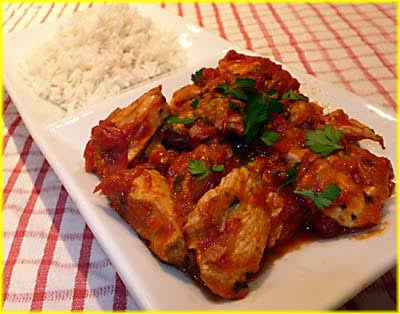 Moroccan Honeyed Chicken